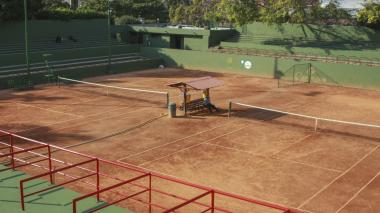 Todo listo para el Mundial Juvenil de Tenis