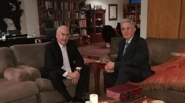 Hay que incluir a Ordóñez: Uribe le responde a Pastrana