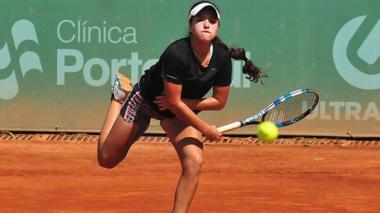 A jugar se dijo en el Mundial Juvenil de Tenis