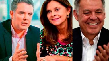 Ramírez cedió: participa en la consulta del 11 de marzo junto a Ordóñez y Duque