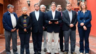 ELN confía en reanudar diálogos con el Gobierno