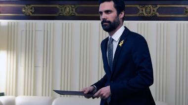 Proponen a Puigdemont como candidato a la presidencia de gobierno catalán