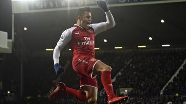Alexis Sánchez, el mejor pago de la Premier League, ganará  US698 mil semanales