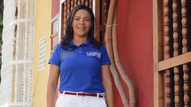 Exsecretaria involucrada en caso de contralora de Cartagena busca salir del país