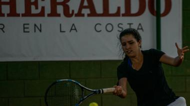 María Camila Osorio y Laura Rico debutaron con triunfo en el Mundial de Tenis