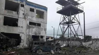 Explosión en edificio policial de Ecuador deja 28 personas heridas