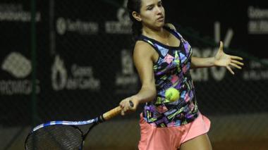 Mundial Juvenil de Tenis: María Camila, a la final