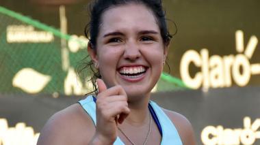 María Camila Osorio, bicampeona del Mundial Juvenil de Tenis