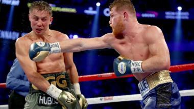 Óscar de la Hoya confirma la segunda pelea entre 'Canelo' y Golovkin