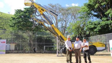 Se inicia en Antioquia la construcción del túnel más largo de Latinoamérica