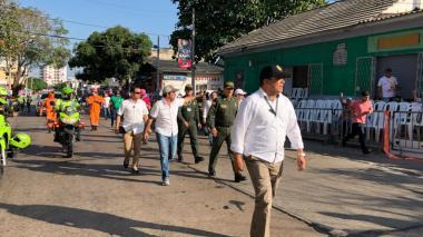Alcalde Char invita a disfrutar la Guacherna en familia y en paz