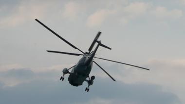 Cinco muertos tras estrellarse dos helicópteros en Francia