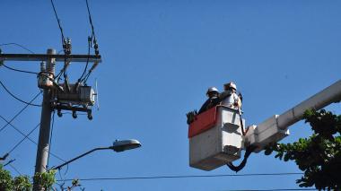 Tarifa de energía subirá entre 60 y 80 pesos por kilovatio