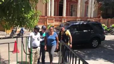 Se entrega mujer vinculada a explosión en Estación San José e identifican a otro presunto implicado