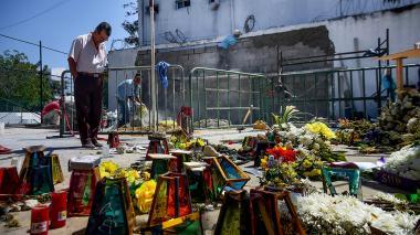Hermetismo y miedo en San José ocho días después atentado