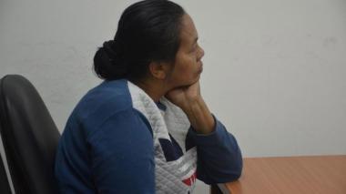 Envían a cárcel el Buen Pastor a Dalila Duarte, la mujer que alojó a presuntos terroristas del Eln