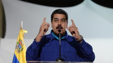 Maduro se definió como un hombre de palabra.