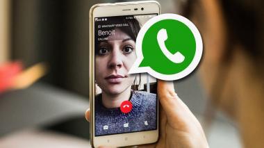 Whatsapp permitirá realizar videollamadas grupales en sus chats