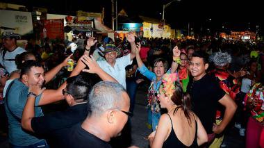 Carnaval: a vivir con tolerancia y respeto hacia la mujer, mensaje del Distrito