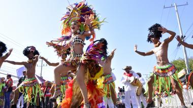 La tradición y el folclor reinaron en la Gran Parada