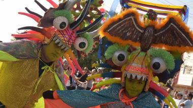 Disfrazotón: 18 años mostrando la cara más divertida e ingeniosa del Carnaval