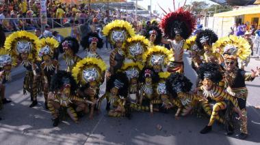 La selva que ruge en Galapa