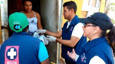 Alarma en Cartagena por dos muertes por leptospirosis en las faldas de La Popa