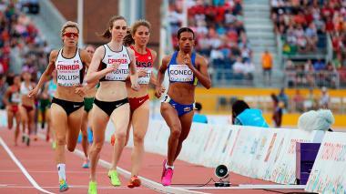 Muriel Coneo busca clasificación para el mundial de pista cubierta