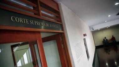 Corte traslada caso de 'mermelada' a la Comisión de Acusaciones