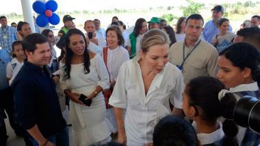 Inaugurados un colegio y tres CDI para 2.231 niños y adolescentes de Córdoba