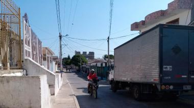 Este es el momento en el que asesinan a un joven en La Sierrita durante el domingo de Carnaval