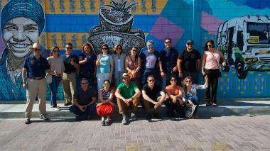 Empresarios del mundo conocen oferta turística de Barranquilla