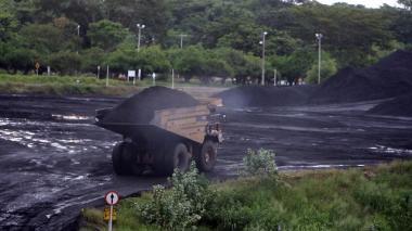 Producción de carbón durante 2017 fue de 89,4 millones de toneladas