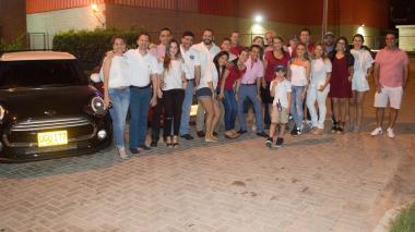 Mini Barranquilla, El club de Mini Cooper que crece en la ciudad