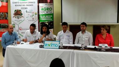 Desde Córdoba, Sucre y Santander Colombia exportará carne bovina a EEUU
