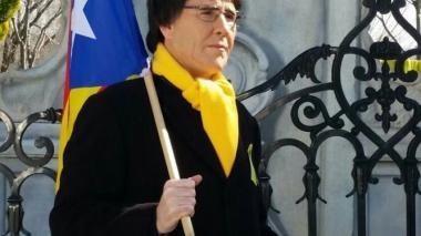 Confunden a humorista con Puigdemont y casi es arrestado por la Policía