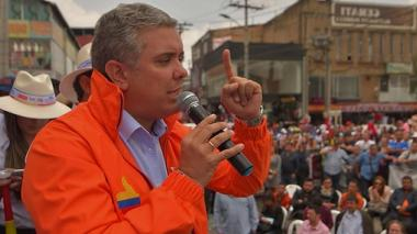 Iván Duque invitó a líderes del Centro Democrático a derrotar la política tradicional