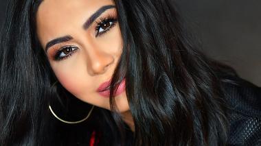 Sherine Abdel Wahab, cantante de pop egipcia.