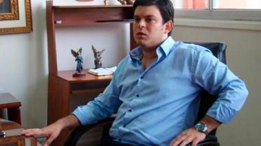 El exgobernador de Córdoba, Alejandro Lyons.