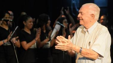 Fallece el músico y arreglista barranquillero Alberto Carbonell