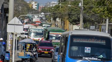 Atracos en transporte público se reducen en un 33%: Analtra