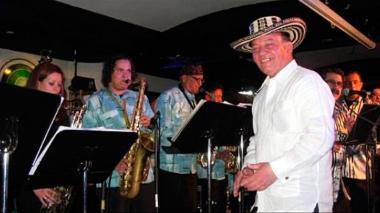 Juancho Torres y su orquesta.