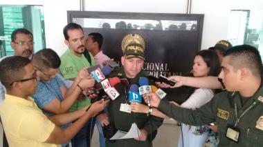 """""""Nilson Mier estuvo escondido hasta en un cambuche entre Malambo y Soledad"""": Policía"""