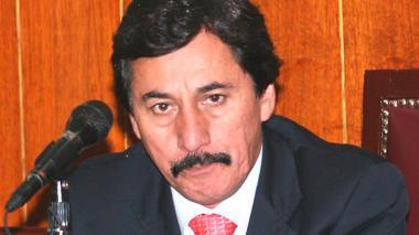 Detenido el senador Bernabé Celis por presunta violencia intrafamiliar