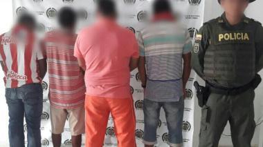 Capturan a 12 personas por daño ambiental en Magangué