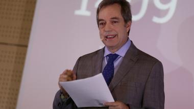 Mauricio Perfetti, presidente del Dane.