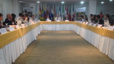 Ministros de Justicia iberoamericanos se reúnen en Cartagena