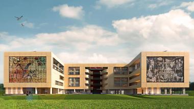 Profesores de UA proponen nuevo edificio para Bellas Artes