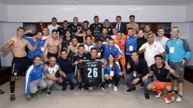 Alexis Pérez bota penal, pero Querétaro avanza en Copa de México