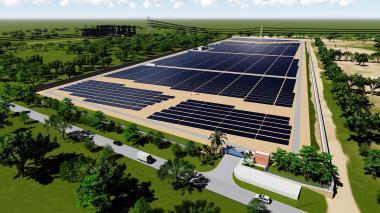 Celsia construirá granja solar en Bolívar
